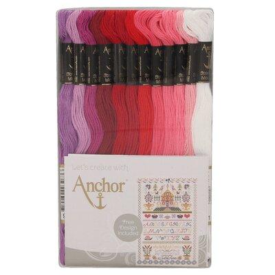 Asortment Mouline Anchor - 48 colors
