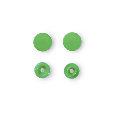 Color Snaps - Green - 30 pcs