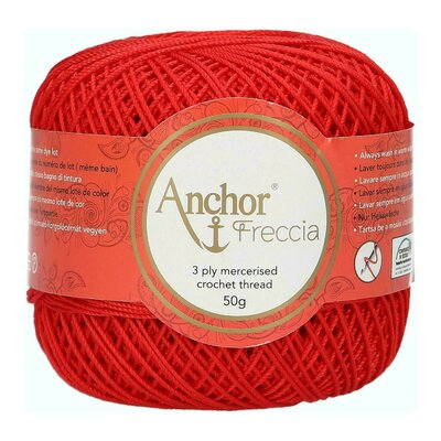 Crochet Thread - Anchor Freccia 12 culoare  00046