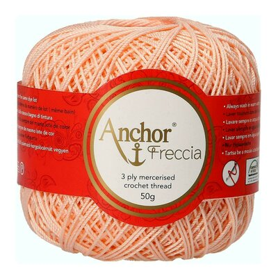 Crochet Thread - Anchor Freccia 6 culoare 00006