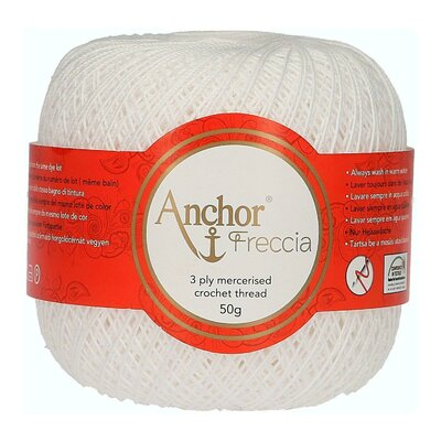 Crochet Thread - Anchor Freccia 6 culoare 07901
