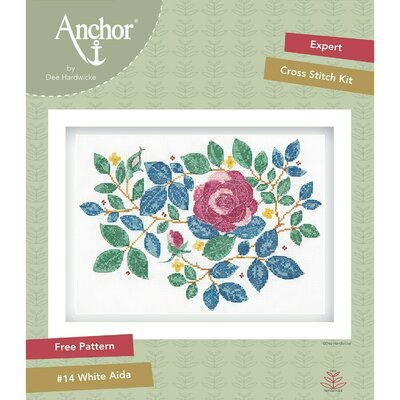 Cross Stitch Kit - Dee Hardwicke Rose Garden