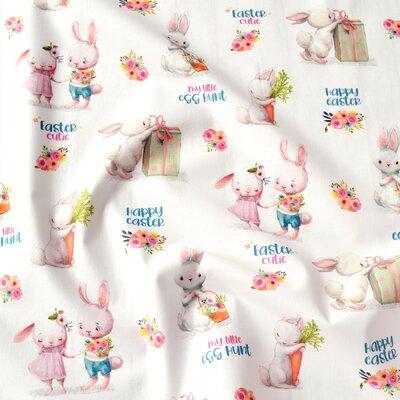 Digital print cotton - Easter Cuties