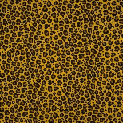 Double gauze Bambino - Panther Yellow