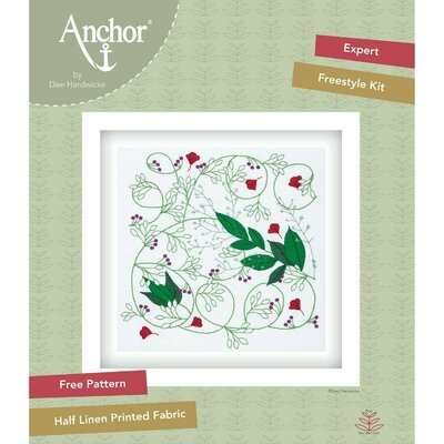 Embroidery Kit - Dee Hardwicke Summer Vine
