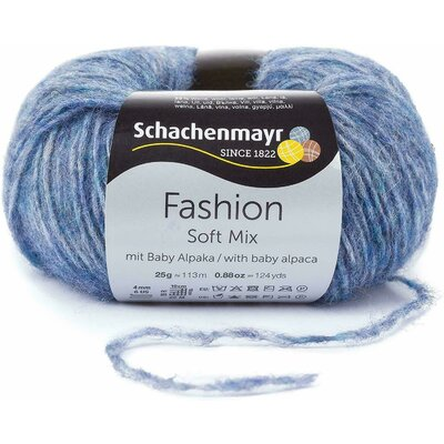 Fashion Soft Mix Yarn - Jeans 00052