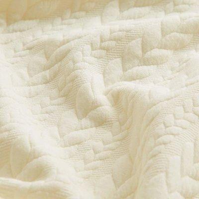 Jacquard Cable Knit - Ivory