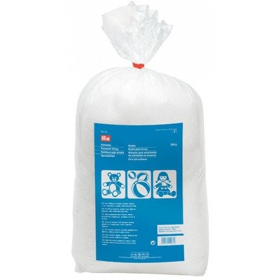 Polyester filling for toys