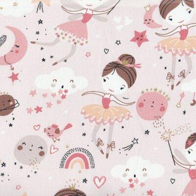 Printed Cotton - Demilune Douceur