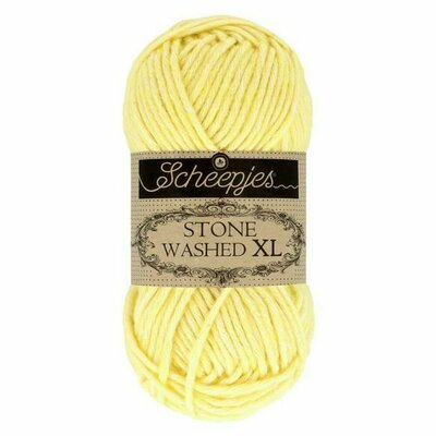 Scheepjes Stone Washed XL - Citrine 857