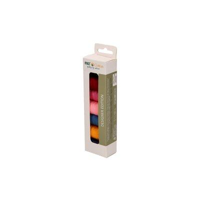 Sewing Thread Mez Cotton - Designer Arne Carlos - 7 colors