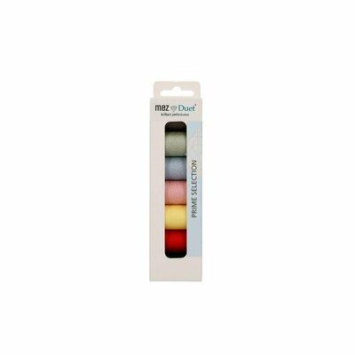 Sewing Thread Mez Duet- Prime Selection - 7 colors