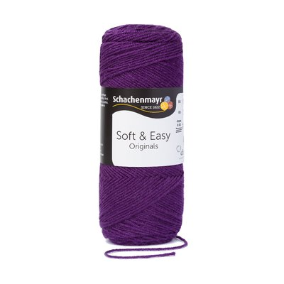 Soft & Easy Yarn - Clematis 00049