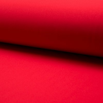 Soft Shell fabric - Red
