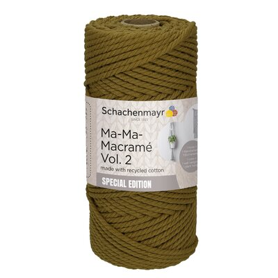 Thick macramé yarn - Ma-Ma-Macrame2 - Jungle 00070