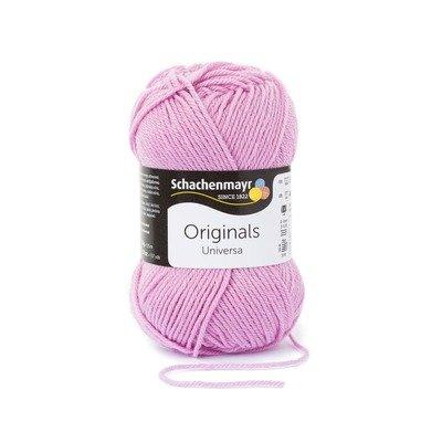 Wool blend yarn Universa - Orchid 00134