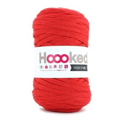 Banda pentru tricotat - Ribbon XL Lipstick Red