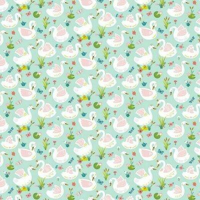 bumbac-imprimat-beautiful-swans-aqua-33170-2.jpeg