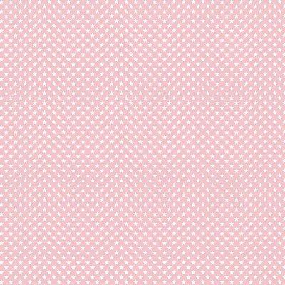 Bumbac imprimat - Mini Stars Rose