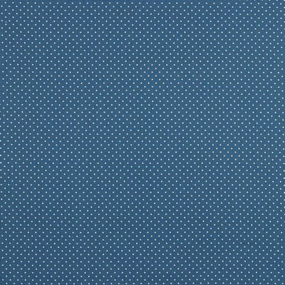 Bumbac imprimat - Petit Dots Indigo