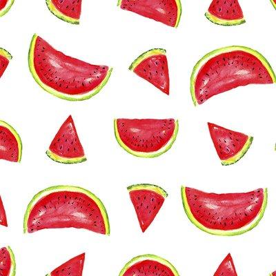 Bumbac Imprimat - Watermelons