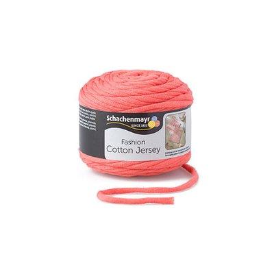 Fir Gros Cotton Jersey Red 00036