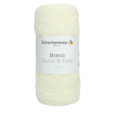 Fir acril Bravo Quick & Easy - Natural 08200