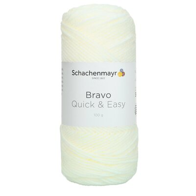 Fir acril Bravo Quick & Easy - White 08224