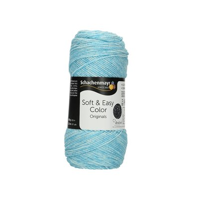 Fir acril Soft & Easy Color - Turquoise 00085