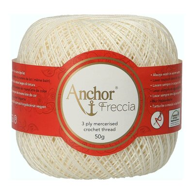 Fir crosetat - Anchor Freccia 6 culoare 06650