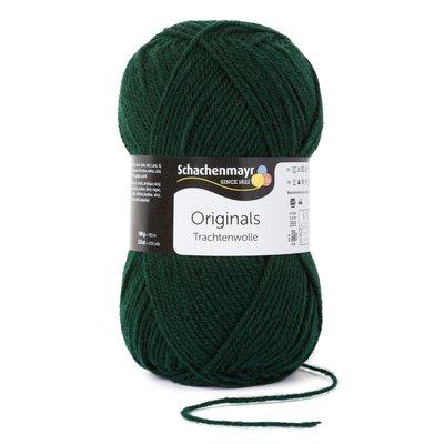 Fir de tricotat Trachtenwolle - Pine 00070