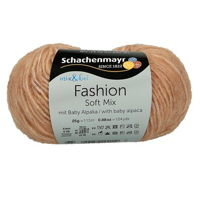 Fir Fashion Soft Mix - Caramel 00015