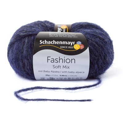 Fir Fashion Soft Mix - Indigo 00050