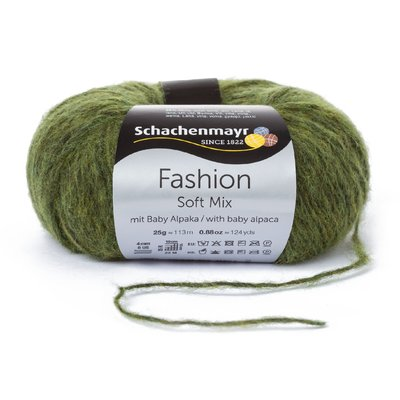 Fir Fashion Soft Mix - Olive 00072