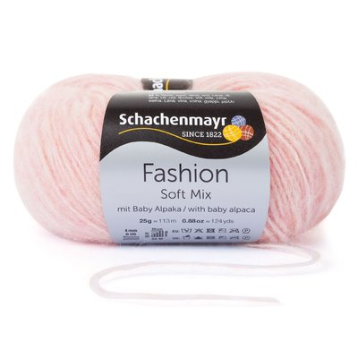 Fir Fashion Soft Mix - Peach 00034