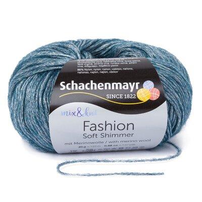 Fir Fashion Soft Shimmer - Blue diamond 00050