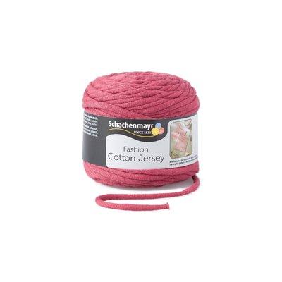 Fir Gros Cotton Jersey Burgundy 00032