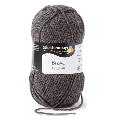 Fire acril Bravo- Grey Heather 08319