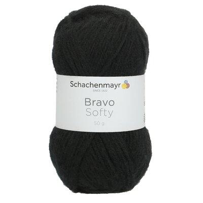 Fire acril Bravo Softy - Black 08226