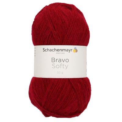 Fire acril Bravo Softy - Burgundy 08222