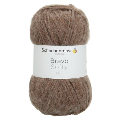 Fire acril Bravo Softy - Light Brown 08197