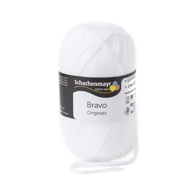 Fire acril Bravo - White 08224