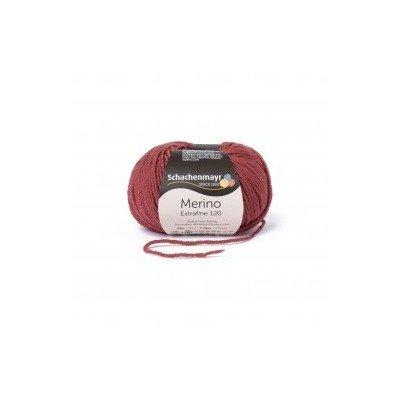 Fire lana - Merino Extrafine 120 Marsala 00128