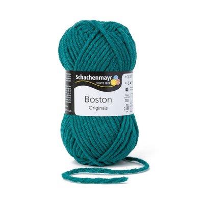 Fire lana si acril Boston-Bottle Green 00072
