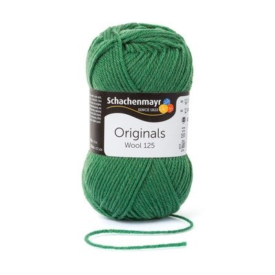 Fire Lana - Wool125 - Leaf Green 00178