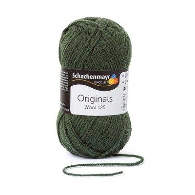 Fire Lana - Wool125 - Olive 00171