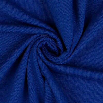 Jerse bumbac organic - Cobalt Blue