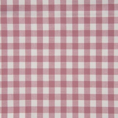 Material bumbac - Gingham Old Rose 10mm