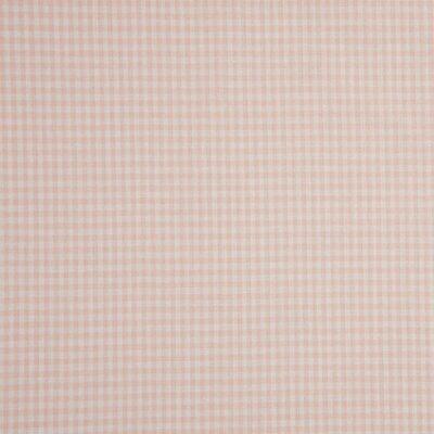 Material bumbac - Mini Gingham Salmon 2mm