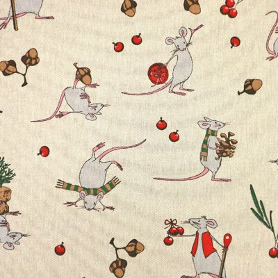 Material Canvas - Happy Mouse
